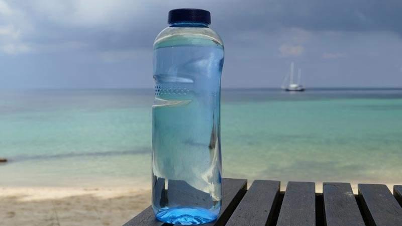 bottiglie tritan