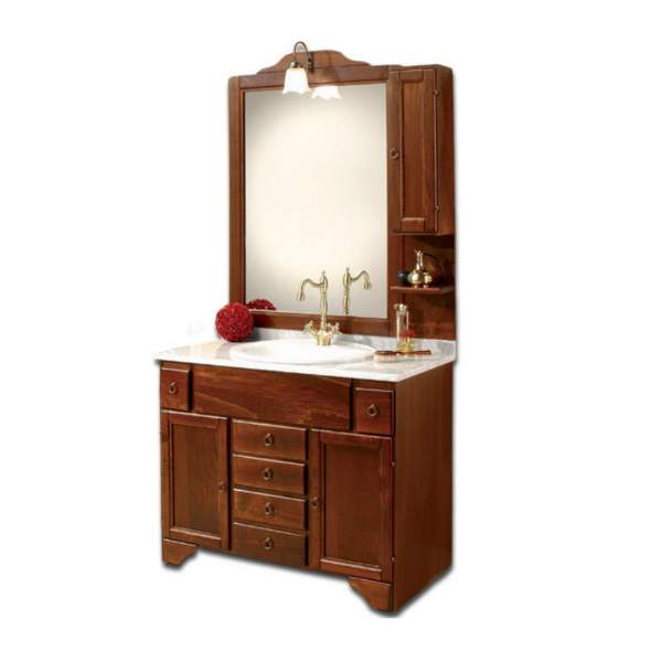 La versatilit dei mobili bagno arte povera emn italy blog - Mobili da bagno in arte povera ...