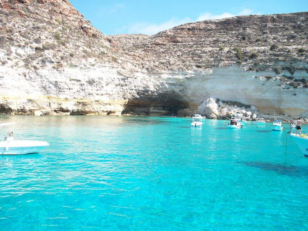 Spiagge belle Lampedusa