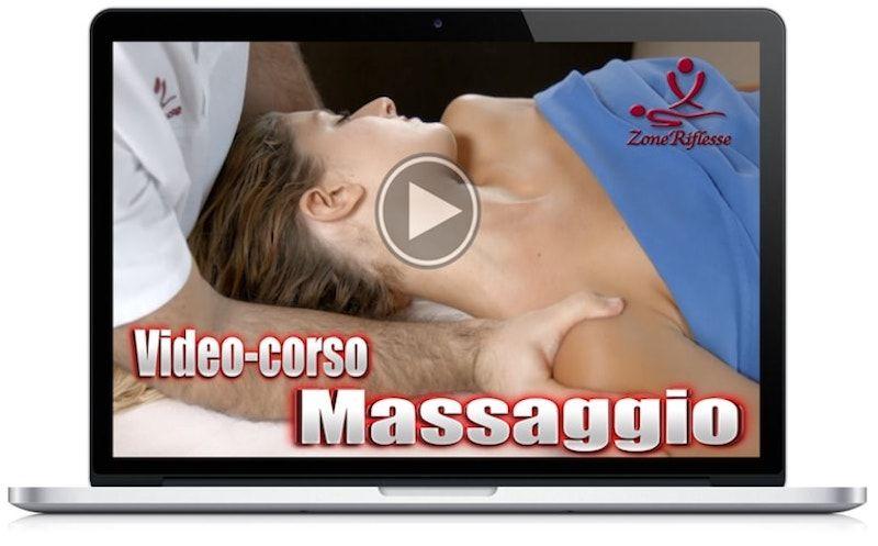 video corsi massaggi