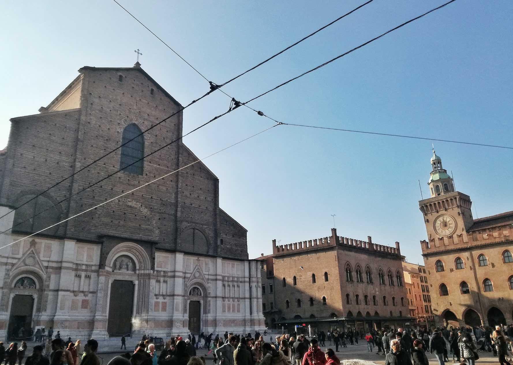 Weekend in una città italiana