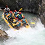 Rafting in Basilicata: dove e con chi farlo