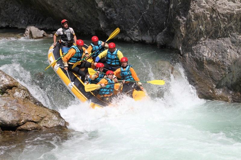 basilicata fiume lao e rafting