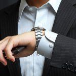 L'orologio d'acciaio, accessorio per uomo d'altri tempi