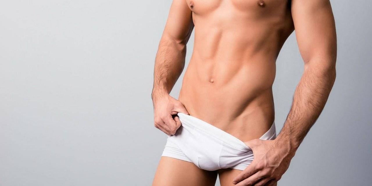 metodi per depilare il pene di un uomo